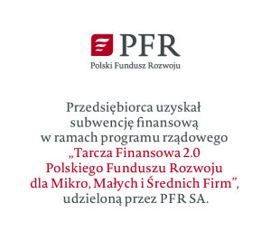 plansza informacyjna PFR pion srodkowa